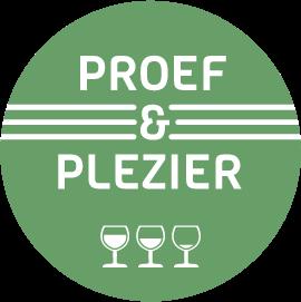 Proef & Plezier logo